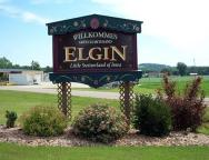 Welcome to Elgin, IA
